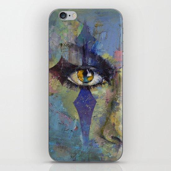 Gothic Art iPhone & iPod Skin