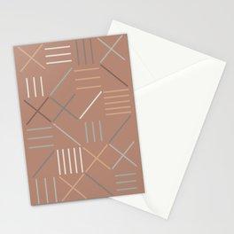 Geometric Shapes 07 Stationery Cards