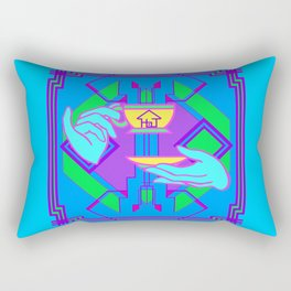 Tea Time! Rectangular Pillow