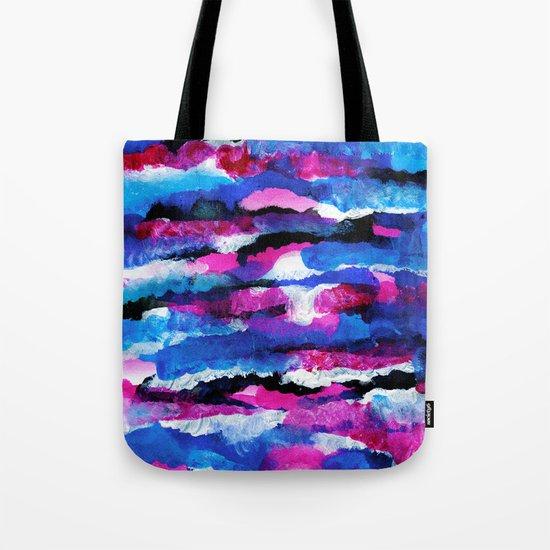 Layers 03 Tote Bag