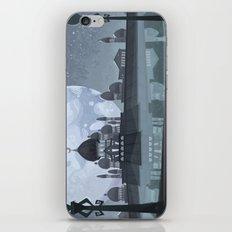 Moon Kingdom iPhone & iPod Skin