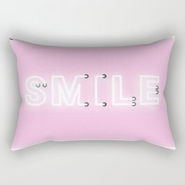 smile Rectangular Pillow