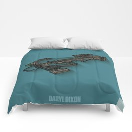 Daryl Dixon Comforters