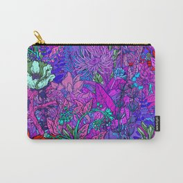 Electric Garden Carry-All Pouch