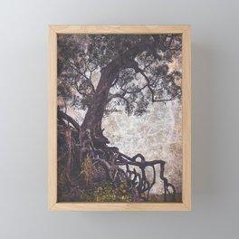 The Tangle Tree Framed Mini Art Print