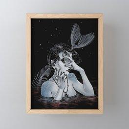 Sakana Framed Mini Art Print
