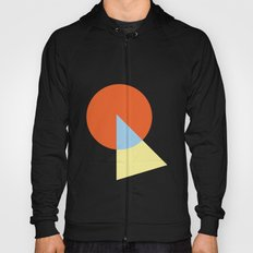 Triangle and circle Hoody