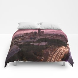 Brisbane Nights Comforters