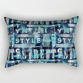 Urban style.2 Rectangular Pillow