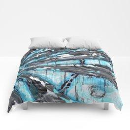 Sheer Joy Comforters