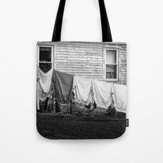 Amish Laundry Tote Bag