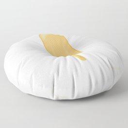 Split - an all-time hit Floor Pillow
