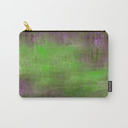 Green Color Fog Carry-All Pouch