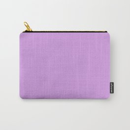 color for pattern 2 (#D69CE7-bright ube) Carry-All Pouch