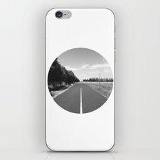Straight & Narrow. iPhone & iPod Skin