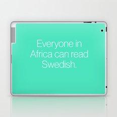 Mean Girls #7 – Swedish Laptop & iPad Skin