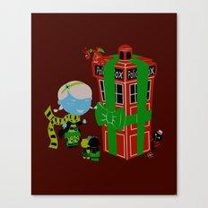 Best. Christmas. Ever. Canvas Print