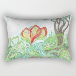 The Bloom Rectangular Pillow