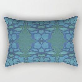 Arts and Crafts Craftsman Panels Rectangular Pillow