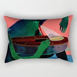 revive man Rectangular Pillow