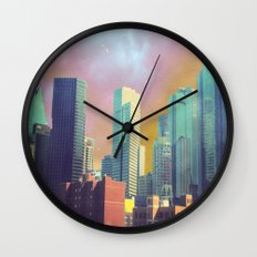 Dallas Ya'll Wall Clock