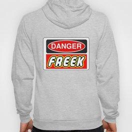 Danger Freek by Chillee Wilson Hoody