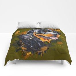Rottweiler Comforters