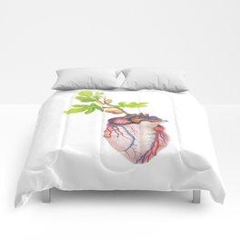 Fig Heart Comforters