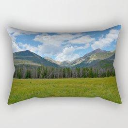 Bowen Mountain 2018 Study 2 Rectangular Pillow