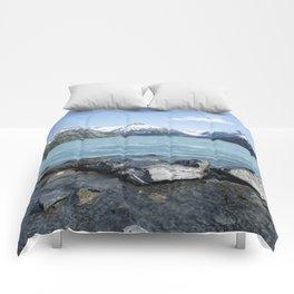 Portage Lake, No. 1 Comforters