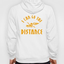 I Can Go The Distance Hoody
