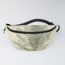 Botanical Juniper Fanny Pack
