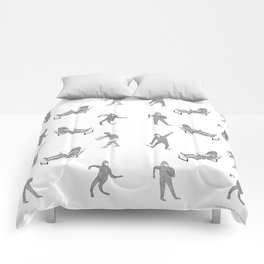 The Secret Life of Bigfoot Comforters