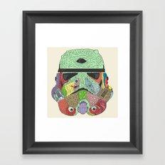 Gore Trooper  Framed Art Print