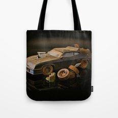 Mad Max Interceptor Tote Bag