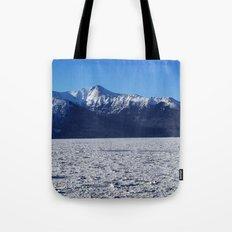 Frozen Alaska Tote Bag