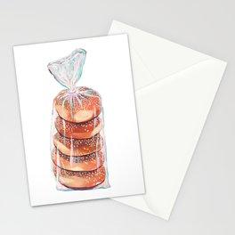 Bag o Bagels Stationery Cards