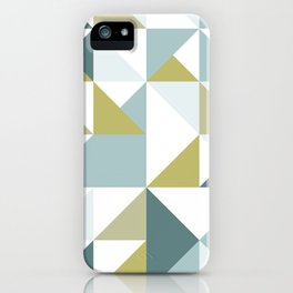 Modern Geometric 15 iPhone Case