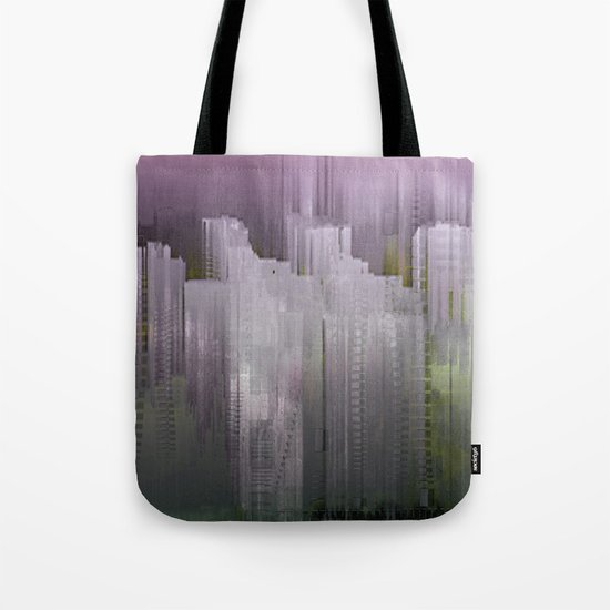 Melancholy / Floating Town / 30-11-16 Tote Bag