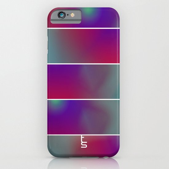 Innerspace (Five Panels Series) iPhone & iPod Case