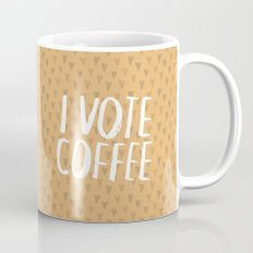 I Vote Coffee Mug
