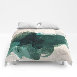 gestural abstraction 02 Comforters