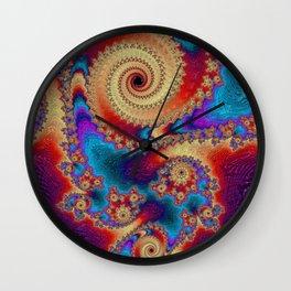 Bohemian Dream Wall Clock
