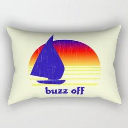 Buzz Off Rectangular Pillow