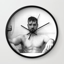 After the Game Wall Clock