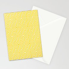 Acropolis 1 Yellow Stationery Cards
