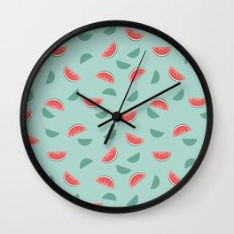 Melon Love Wall Clock