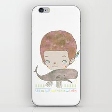 Extinction - SAVE SAFE iPhone & iPod Skin