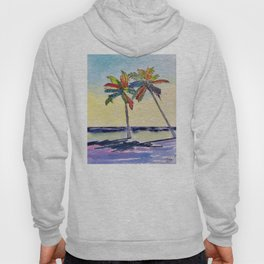 """Fruit Loop Palms"" Hoody"