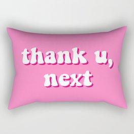 thank u, next #1 Rectangular Pillow